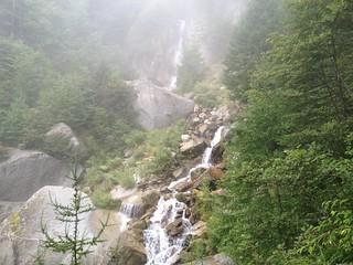 鳳凰山 ドンドコ沢 白糸滝   by ichitakabridge