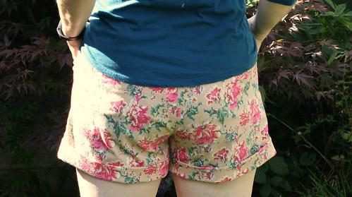 Thurlow Shorts Back