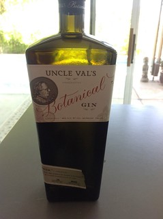 Uncle Val's botanical gin from Sonoma | by *FrogPrincesse*