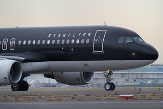Star Flyer A320-200(JA07MC)   by Kentaro IEMOTO