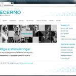 Ny hemsida - Decerno