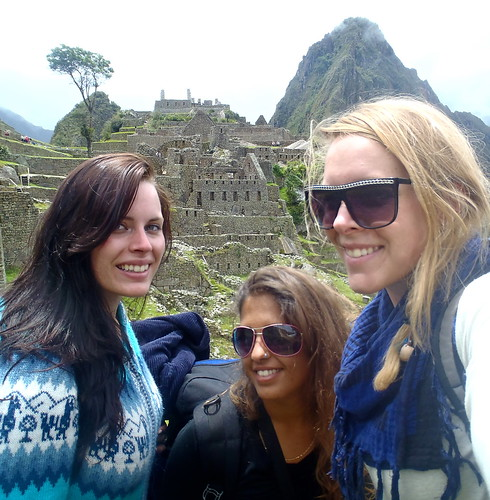 Three Ladies At A Seven Wonder | by The Travelin Chicks