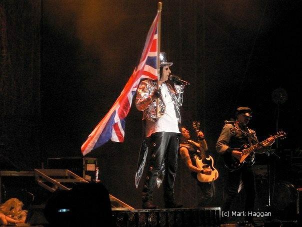 Alice Cooper at Download Festival