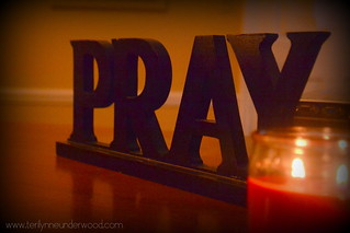 pray | by Teri Lynne Underwood