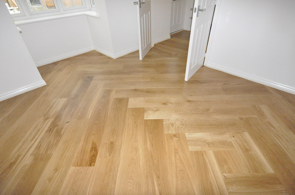 Wide Oak overlay to a Colchester home