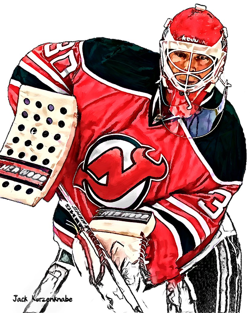 official photos fba43 332ec 0 New Jersey Devils Martin Brodeur | View all my NFL drawing ...