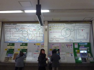 Toride Station, JR   by Kzaral