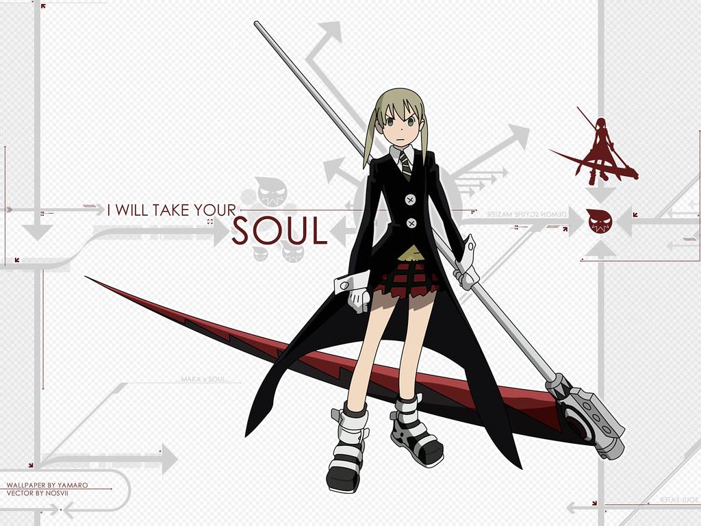 ... e-shuushuu.net - 170585 - Soul Eater - Maka Albarn - skirt,