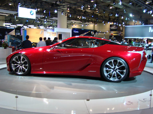 Lexus LFLC