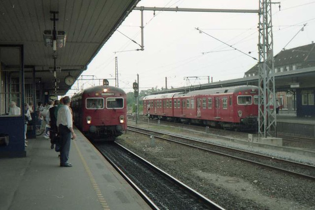 Ring Line at Hellerup, 1997