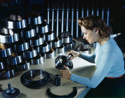 Mission Mfg., ''Miss Mission'' series in color | by SMU Libraries Digital Collections