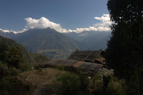 nepal mountains trekking asia asien outdoor hiking berge himalaya wandern himalayas