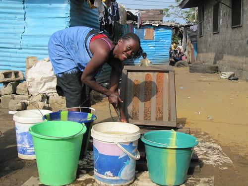 Urban WASH programme, Monrovia, Liberia | by EU Civil Protection and Humanitarian Aid Operation