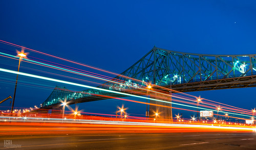 Jacques-Cartier Bridge | by Michael Vesia