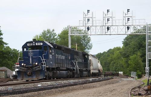 wachusett fitchburg massachusetts panam railways panamsouthern emd sd402 sd45 sd45r gp402lw gp402w locomotive freight train