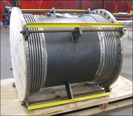 """36"""" Dia. Tied Universal Expansion Joint with Stainless Steel Bellows"""