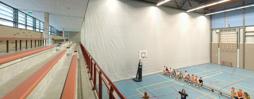 De Mammoet Gouda.P Gouda Sporthal De Mammoet 22 2005 Calsln For Koppert