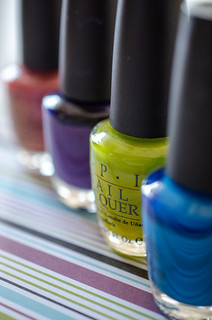 OPI Shrek collection | by m01229