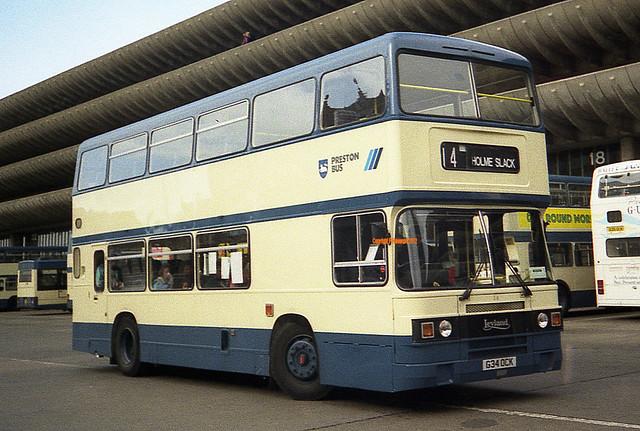 Preston Bus 34 (G34OCK)