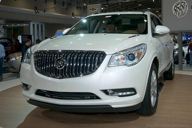2013 Washington Auto Show - Upper Concourse - Buick 4