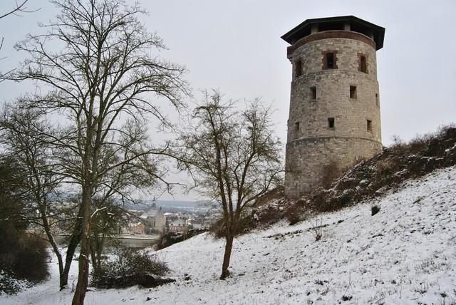 Givet: la tour Grégoire