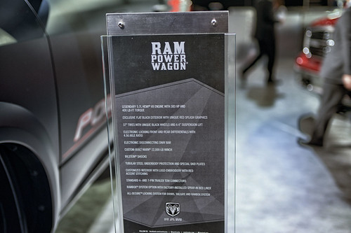 2013 Ram 2500 Power Wagon specs and sign Photo