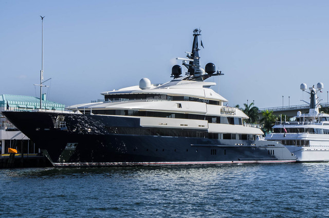 Bigger Yachts