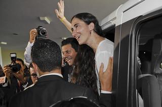 Visita Yoani Sánchez | Blogueira cubana Yoani Sánchez, dissi… | Flickr