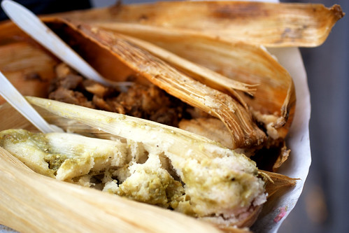 street tamales in condesa | by bionicgrrrl