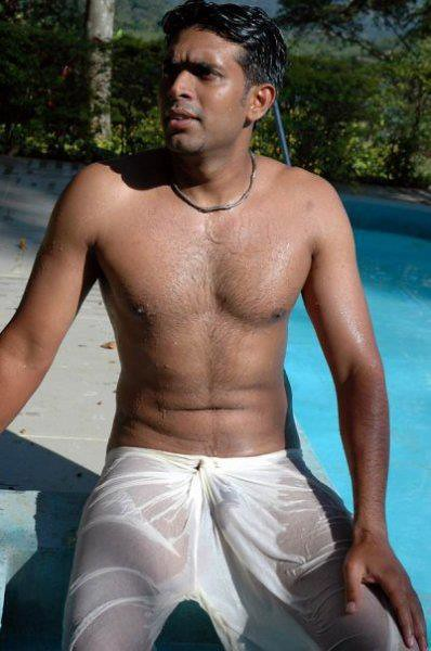 Wet Lungis Comfortable On A Hot Day I Am Sure In My