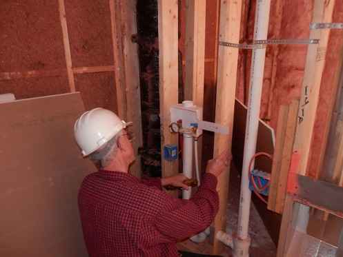 Rick Nipper Home Inspection Pre-Drywall Home Inspection Wake Forest NC | by Nipper Photo