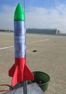 Launch of the 3D Printed Rocket at NASA | by jurvetson