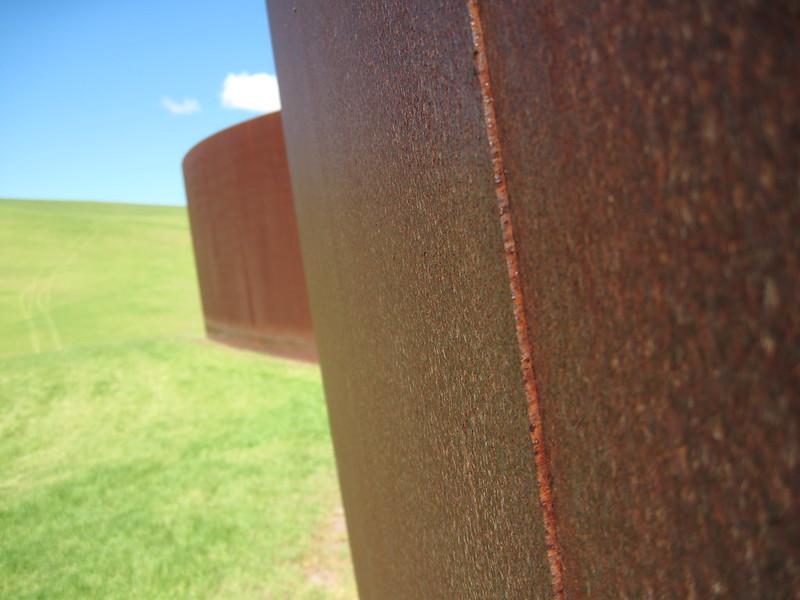 Te Tuhirangi Contour - Richard Serra