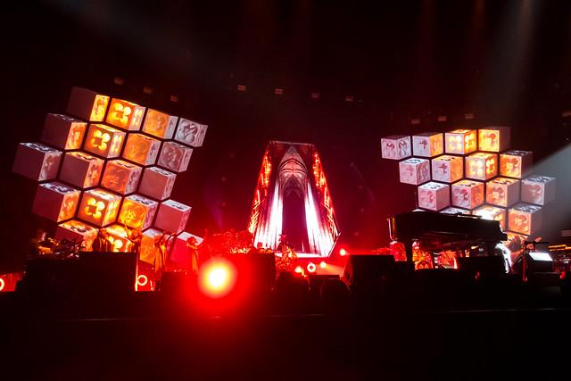 Michel Polnareff - AccorHotels Arena, Paris (2016)