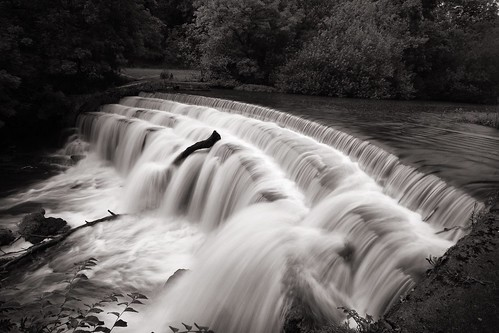 bw blackandwhite nature august 2016 countryside 1635mm england uk peakdistrict waterfall