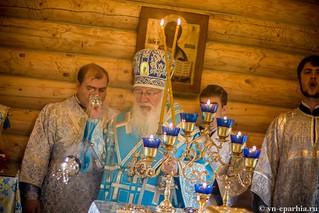 Божественная литургия 103