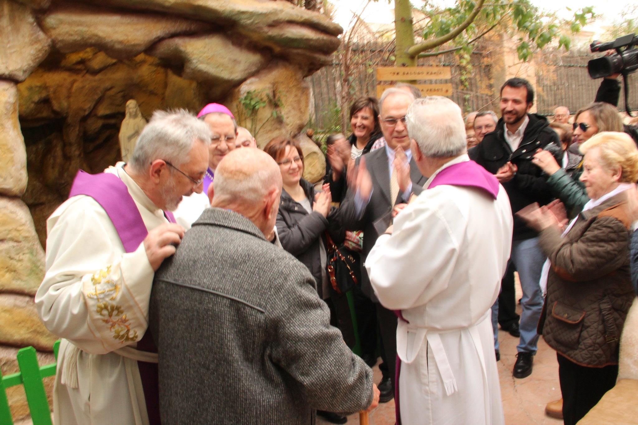 (2016-02-13) - Inauguración Virgen De Lourdes, La Molineta - Archivo La Molineta (086)