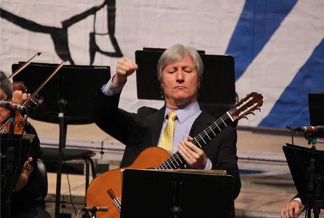 Concerto de Abertura da 31ªOficina de Música de Curitiba. Foto Alice Rodrigues