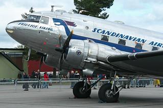 Douglas C-47A Dakota 'SE-CFP'   by Hawkeye UK