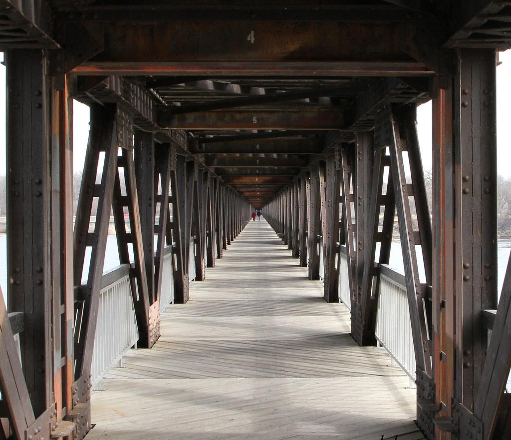 Pedestrian Bridge *Explore*