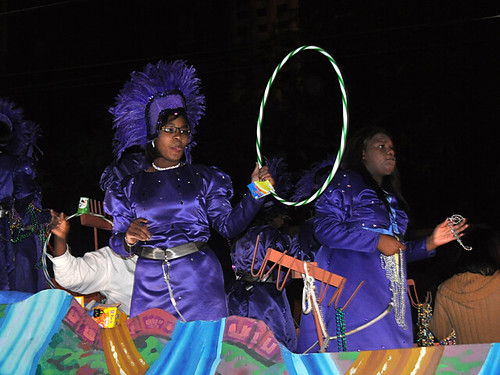 Oshun Parade at St Charles and St Mary