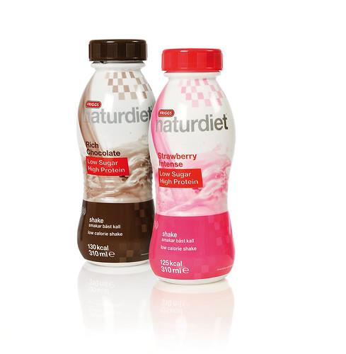 Naturdiet LCHP (Low Carb High Protein) drickfärdiga shakes