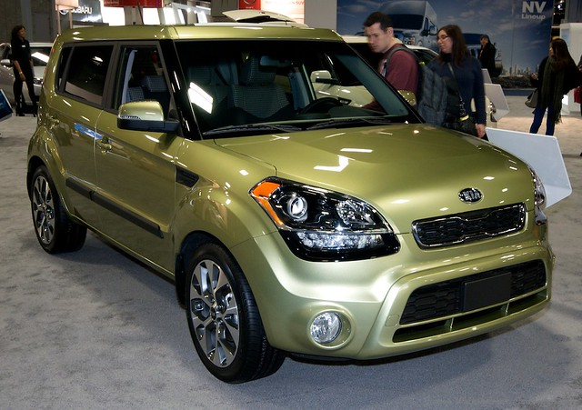 2013 Washington Auto Show - Lower Concourse - Kia 1