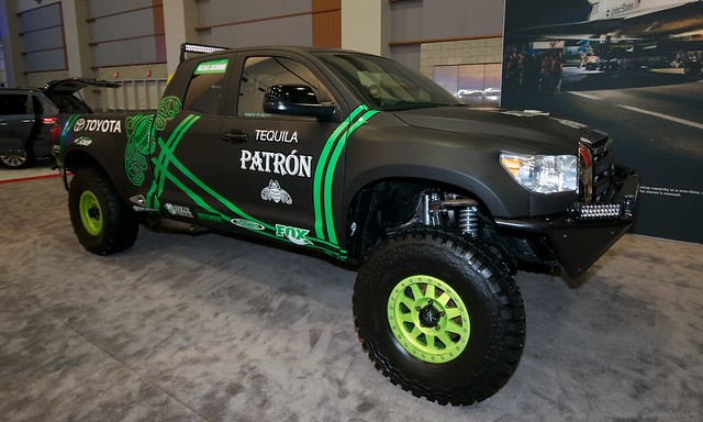 2013 Washington Auto Show - Upper Concourse - Toyota 7