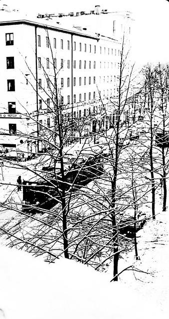 Kerran Helsingissä