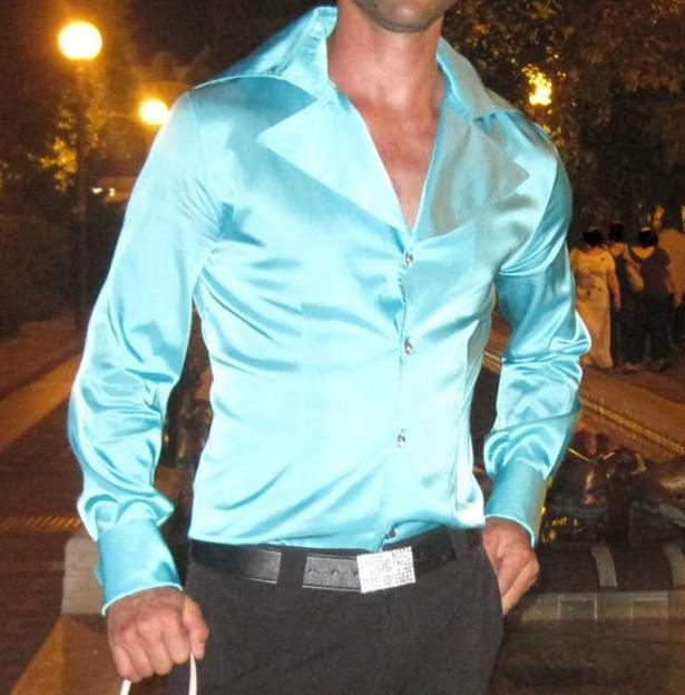 buy online 4aa47 820bb camicia lucida uomo | zuccannella | Flickr