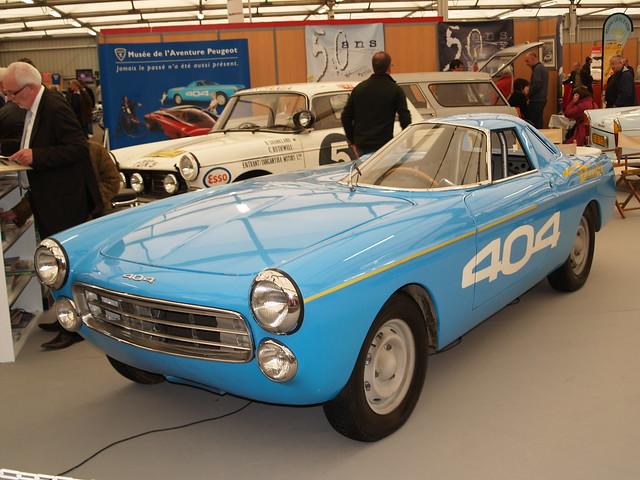 Peugeot 404 Coupe Diesel