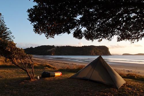 newzealand beach coast auckland rodney packrafting temuri