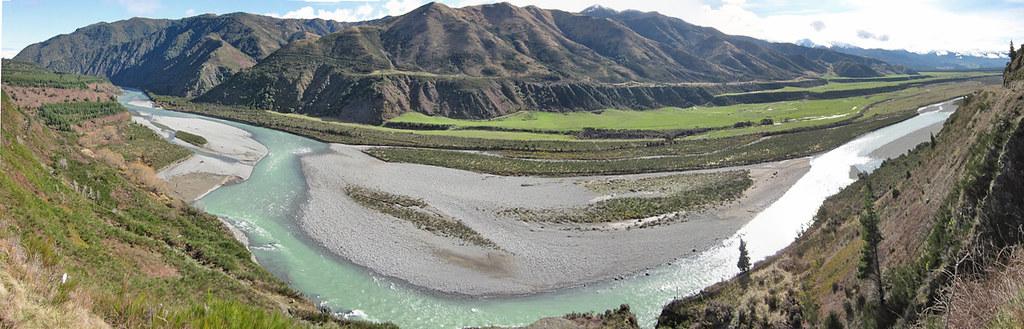 Terrazas Fluviales Río Waiau Nueva Zelanda 01 Flickr
