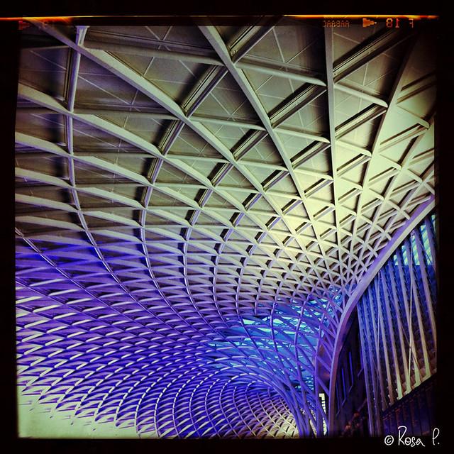 UK - London _ Kings X Station